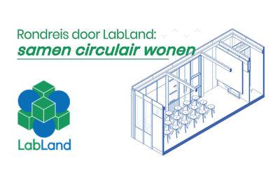 Tiny Houses Vlaanderen zat samen met Labland