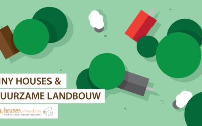 Tiny wonen in Landbouwgebied, een Vlaamse case studie